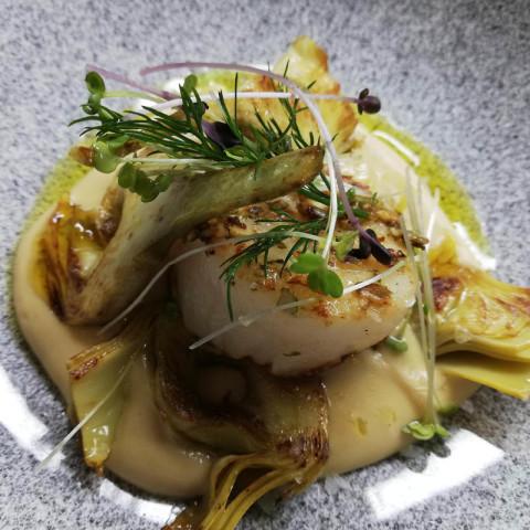 Restaurant Vent d'Aram Menú degustació Santa Coloma de Farners Girona Millor desgutacion Gerona